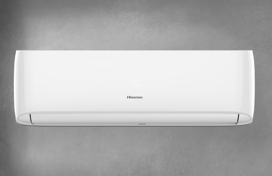 Hisense easy smart luft-luft varmepumpe
